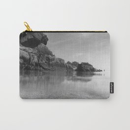 Solitude on Pedn Vounder Beach Carry-All Pouch