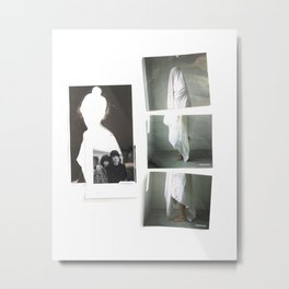 Diary of a Wandering Soul, pg 198 Metal Print