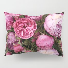 Victorian Roses Pillow Sham