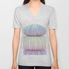 Sea Urchin Shells Unisex V-Neck