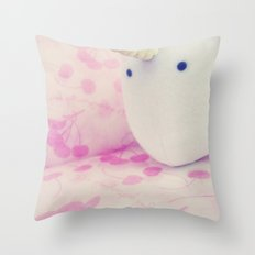 Amalthea Throw Pillow