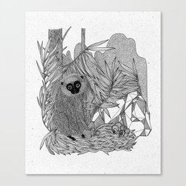 manki manki Canvas Print