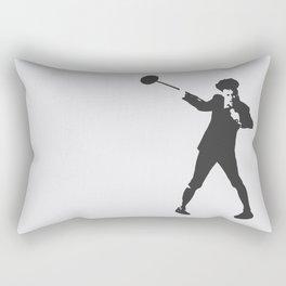 John Gallagher Jr. - Spring Awakening Rectangular Pillow