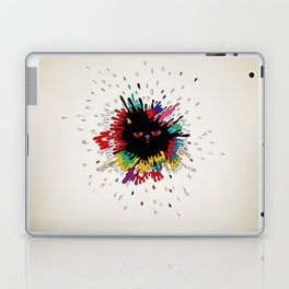 CAT DROP Laptop & iPad Skin