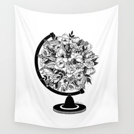 What a Wonderful World Wall Tapestry