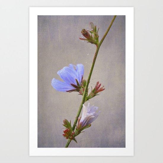 coffeeweed Art Print