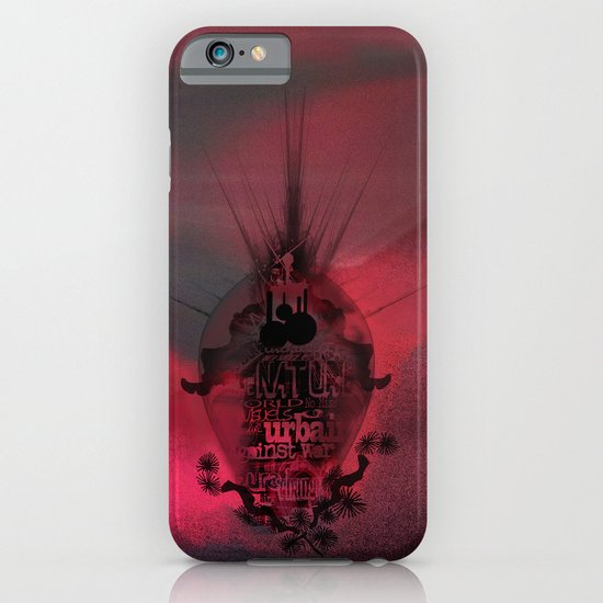 Swallowed in the sea iPhone & iPod Case