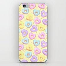I Heart Donuts iPhone & iPod Skin