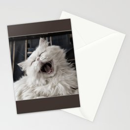 They say that NOTHING beats a good belly laugh! Stationery Cards