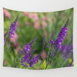 Lupines Wall Tapestry