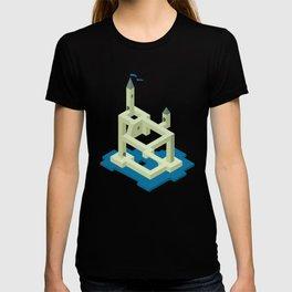 Isometric Valley T-shirt