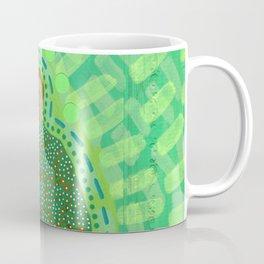 Lime Man Coffee Mug