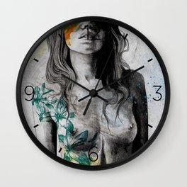 To The Marrow Wall Clock