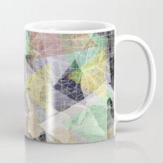 Ivy light and marble Mug