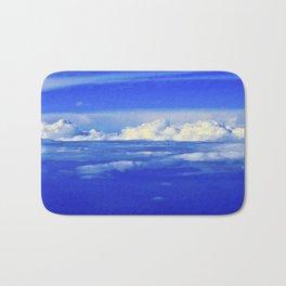 Sky Clouds Horizon Bath Mat