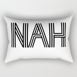 NAH Rectangular Pillow