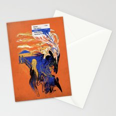 The Liquify Stationery Cards