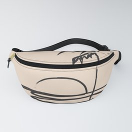 Abstract Landscpe Fanny Pack
