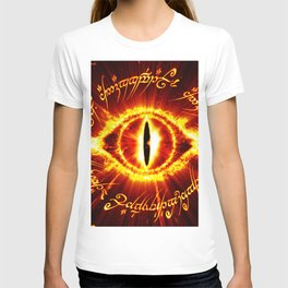 eyes of the ring ruler T-shirt