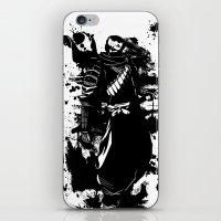 ninja iPhone & iPod Skins featuring Ninja by KawaINDEX