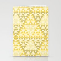 triforce Stationery Cards featuring Triforce by Gavin Guidry