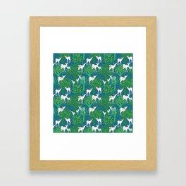 Forestfawn Framed Art Print