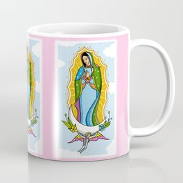 Virgen de Guadalupe Coffee Mug