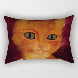 Mysticat Rectangular Pillow