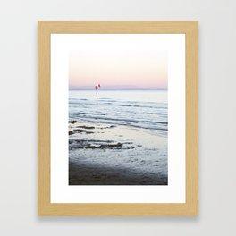 ocean love-5 Framed Art Print