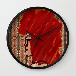 Woo Wall Clock