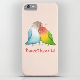 Tweethearts iPhone Case