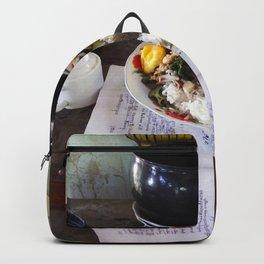 Buddist Food Offering Backpack