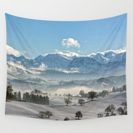 Switzerland, Neuheim Wall Tapestry