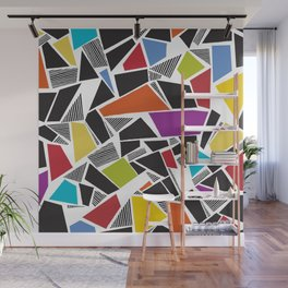 Carnivale Mosaics Wall Mural