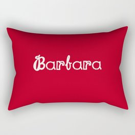 Barbara Rectangular Pillow