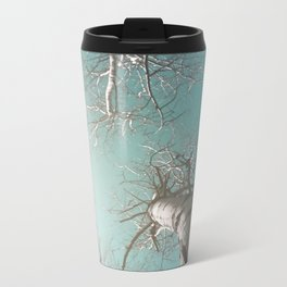 Crisp Fall air Metal Travel Mug