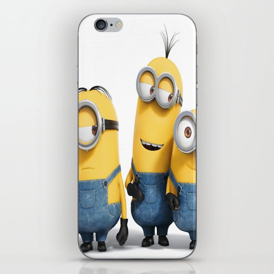 Together as one iPhone & iPod Skin