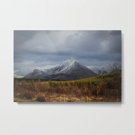 Isle of Skye, Scotland Metal Print