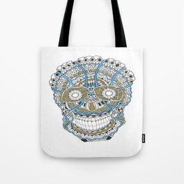 Suicide Squad Skull Tote Bag