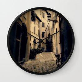 cinque Wall Clock