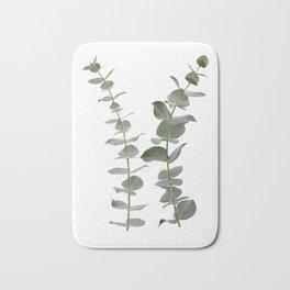 Eucalyptus Branches I Bath Mat