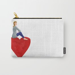 Saint valentin Carry-All Pouch