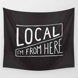 Local Wall Tapestry
