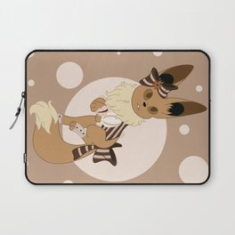 Little Steampunk Fox Laptop Sleeve