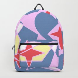 Stars and Hearts Backpack