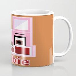 Block Robbie Coffee Mug