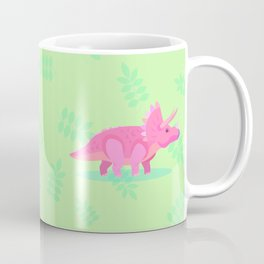 Triceratops, She Always Had an Attitude Coffee Mug