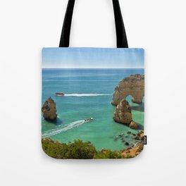 Marinha arches, Portugal Tote Bag