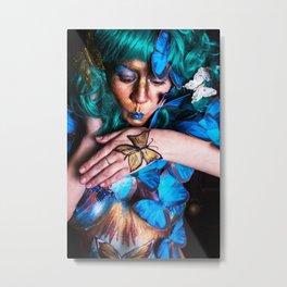 Butterfly II. Metal Print