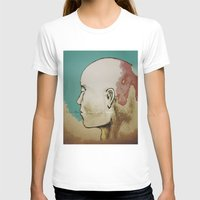 human T-shirts featuring Human by Tyler Hayes